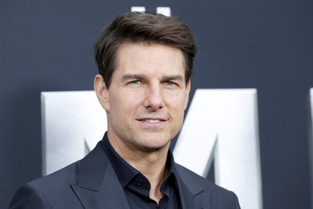 Tom Cruise stars in the first trailer for Mission: Impossible - Fallout. File Photo by John Angelillo/UPI