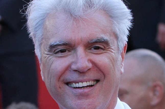 David Byrne's American Utopia is to return to Broadway in September. File Photo by David Silpa/UPI