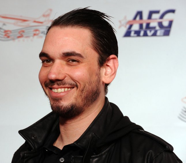 DJ AM arrives at the MusiCares Person of the Year tribute honoring Neil Diamond in Los Angeles on February 6, 2009. (UPI Photo/Jim Ruymen)