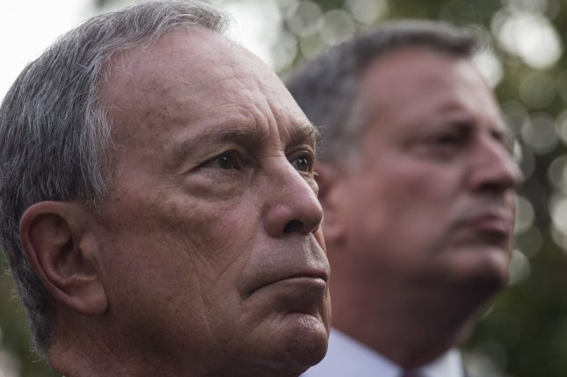 NYC Mayor Bloomberg wins inaugural prize recognizing Jewish values