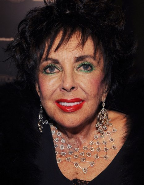 Liz Taylor's condition is improving