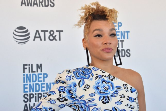 Emmy Raver-Lampman is taking over the role of Molly in Season 2 of Central Park. File Photo by Jim Ruymen/UPI