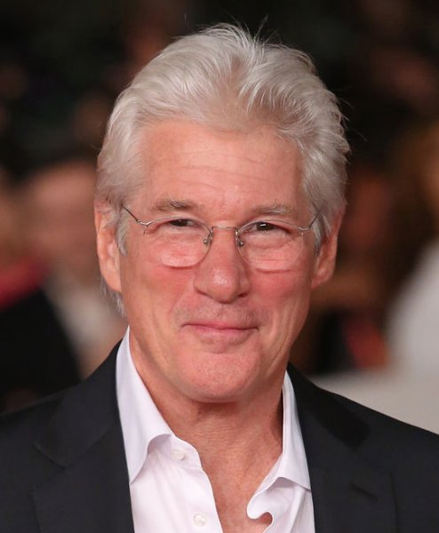Richard Gere, Julia Roberts Celebrate Pretty Woman On -1312