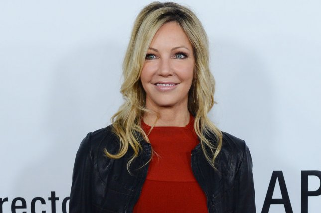 Heather Locklear has been arrested for the second time in four months. File Photo by Jim Ruymen/UPI