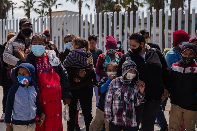 The Biden administration Wednesday vacated two rules that restricted asylum for those applying as refugees to the United States. Photo by Ariana Drehsler/UPI