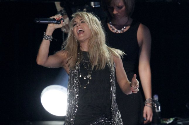 Carrie Underwood Returns For Third Year To Sing Sunday Night