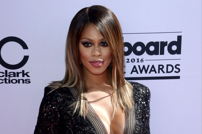 Actress Laverne Cox attends the Billboard Music Awards on May 22, 2016. Cox stars as Dr. Frank-n-Furter in the TV remake of the 1975 classic Rocky Horror Picture Show which will air on Fox in October. File Photo by Jim Ruymen/UPI