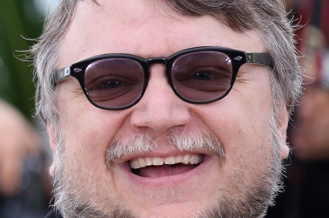 Jury member Guillermo del Toro arrives at a jury photo call during the 68th annual Cannes International Film Festival on May 13, 2015. The filmmaker's Trollhunters series has been renewed for a second season. File Photo by David Silpa/UPI