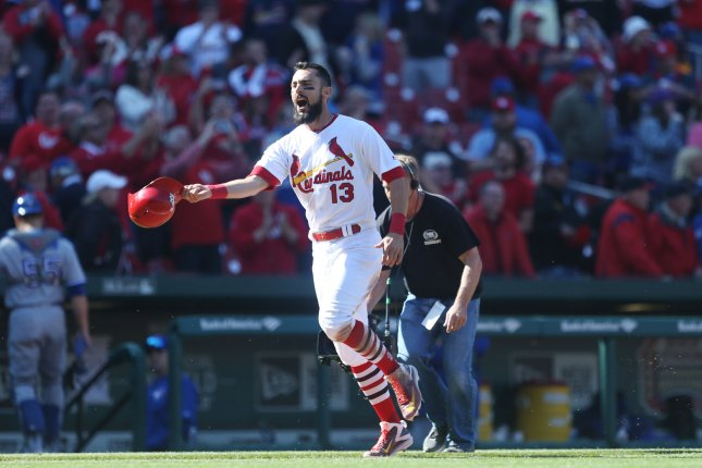 Matt Carpenter's grand slam gives St  Louis Cardinals win