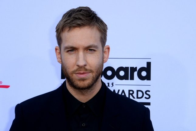 Calvin Harris attends the Billboard Music Awards on May 17, 2015. File Photo by Jim Ruymen/UPI
