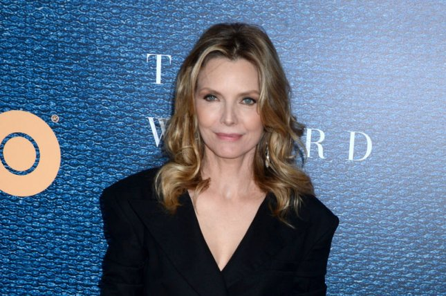 Michelle Pfeiffer arrives on the red carpet at The Wizard Of Lies New York Premiere on May 11. Pfeiffer will star in superhero sequel Ant-Man and the Wasp, along with Laurence Fishburne. File Photo by Dennis Van Tine/UPI