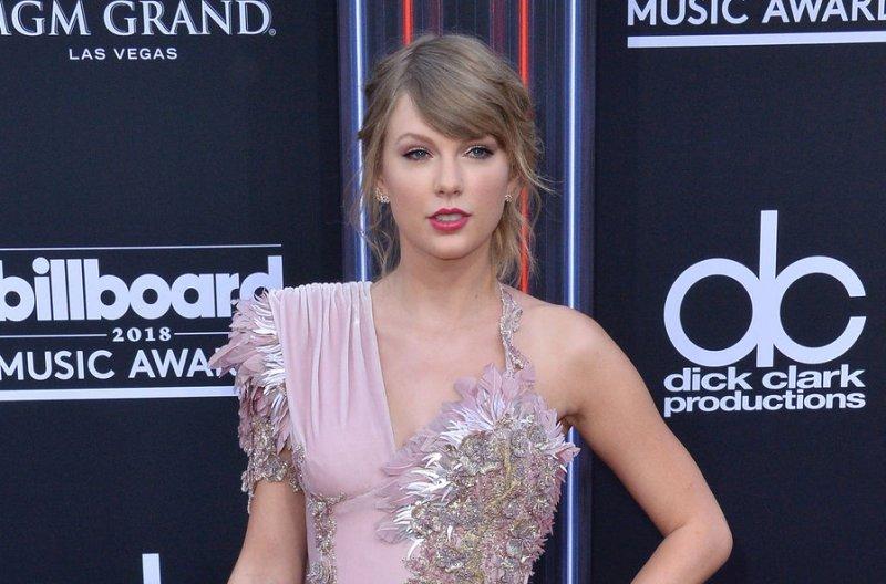 Taylor Swift's Reputation stadium tour has topped Billboard's Hot Tours chart. File Photo by Jim Ruymen/UPI