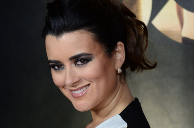 Cote de Pablo played Ziva David on NCIS. File Photo by Jim Ruymen/UPI