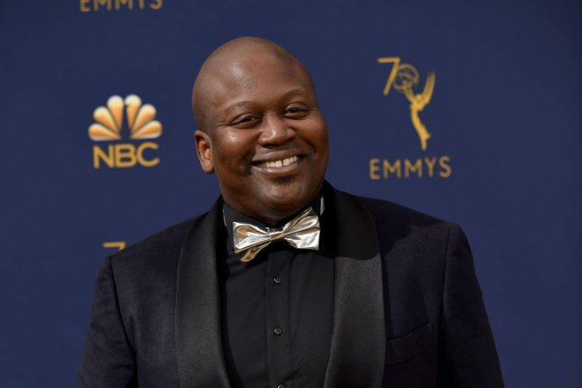 Tituss Burgess starred in Friday's one-night-only, virtual performance of Ratatouille: The TikTok Musical. File Photo by Christine Chew/UPI