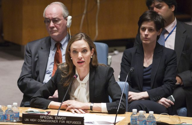 U.S. one of 86 countries with no right to healthcare in the world. Actress Angelina Jolie Special Envoy to the United Nations High Commissioner for Refugees, speaks during a meeting of the United Nations Security Council on Women and Peace and Security at the United Nations Headquarters in New York City on June 24, 2013. UN Photo/Rick Bajornas
