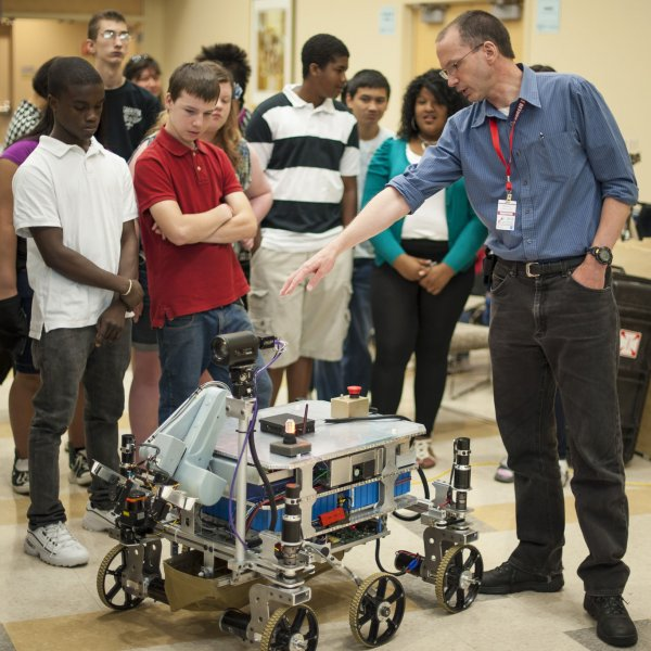 Government awards to develop co-robots, if funds available
