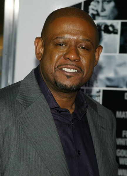Forest Whitaker arrives for the premiere of Vantage Point at the AMC Lincoln Square Theater in New York on February 20, 2008. (UPI Photo/Laura Cavanaugh)