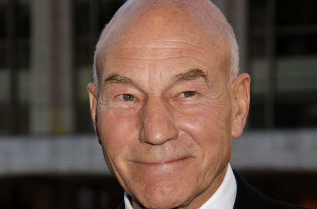 Scientists are closer to simulating telepathy like that of Professor X, portrayed by Patrick Stewart in the X-Men films. UPI /Laura Cavanaugh
