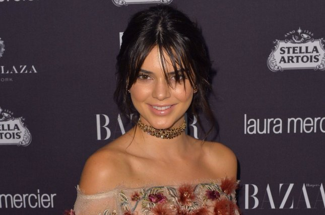 Kendall Jenner at the Harper's Bazaar Icons party on September 9, 2016. File Photo by Andrea Hanks/UPI