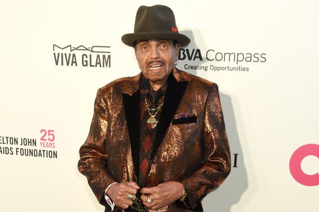 Joe Jackson, the patriarch of the Jackson family which includes Michael and Janet Jackson, has died at the age of 89. File Photo by Gregg DeGuire/UPI
