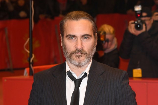 Warner Bros. has released more details about the character Joaquin Phoenix will play in Joker. File Photo by Paul Treadway/ UPI