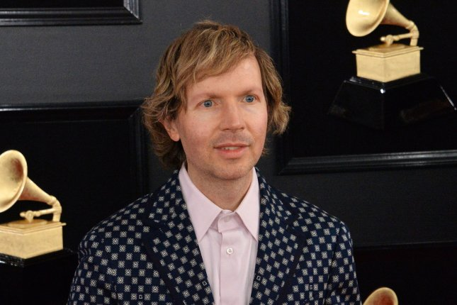Beck took to Twitter Monday to announce the release of Saw Lightning, a collaboration with Pharrell that is due to appear on the folk rocker's upcoming album. File Photo by Jim Ruymen/UPI