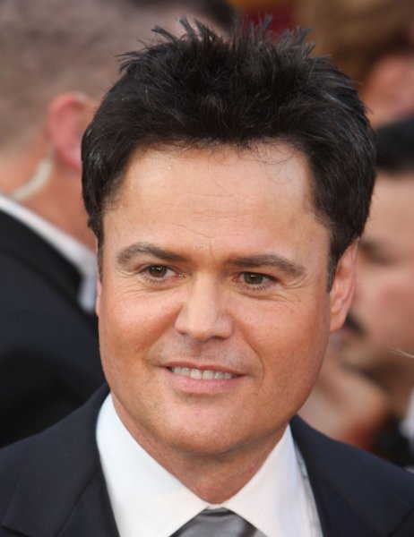 Donny Osmond arrives for the 80th Annual Academy Awards at the Kodak Theatre in Hollywood, California on February 24, 2008. (UPI Photo/Terry Schmitt)