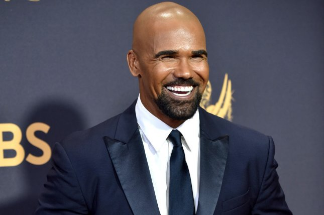 S.W.A.T. and Criminal Minds actor Shemar Moore arrives for the 69th annual Primetime Emmy Awards in Los Angeles on September 17. File Photo by Christine Chew/UPI