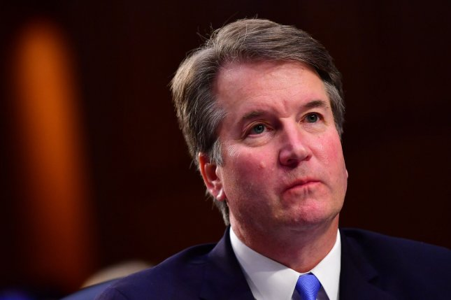 Supreme Court nominee Brett M. Kavanaugh agreed to take part in a public congressional hearing about allegations he sexually assaulted a high school classmate. Photo by Kevin Dietsch/UPI