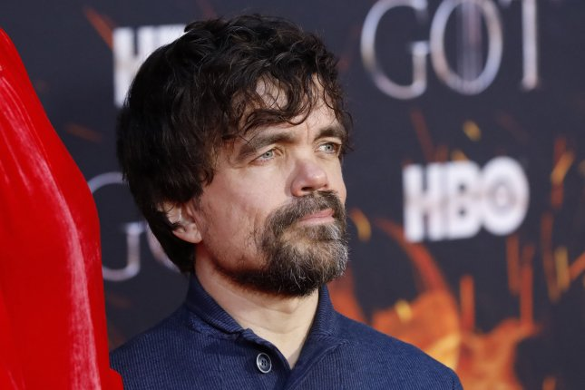 Peter Dinklage arrives on the red carpet at the Season 8 premiere of Game of Thrones at Radio City Music Hall on April 3, 2019, in New York City. The actor turns 51 on June 11. File Photo by John Angelillo/UPI