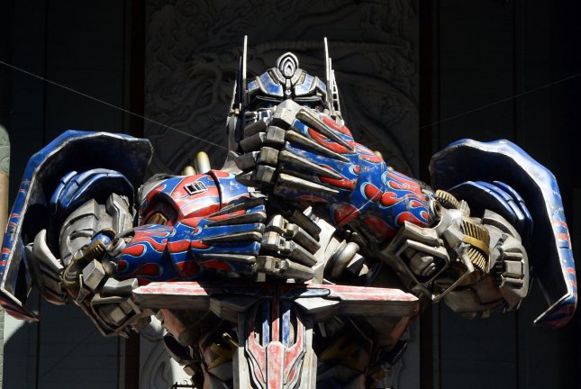 Developer Niantic will be releasing a new, Transformers augmented reality game for mobile devices. File Photo by Jim Ruymen/UPI