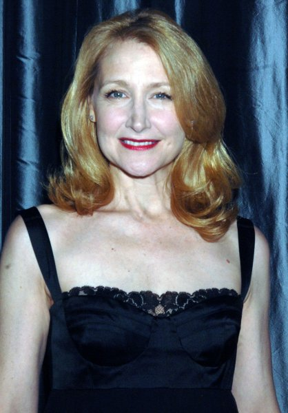 Actress Patricia Clarkson attends the 2007 New York Film Critics Circle Awards held at Spotlight Live in New York on January 6, 2008. (UPI Photo/Ezio Petersen)
