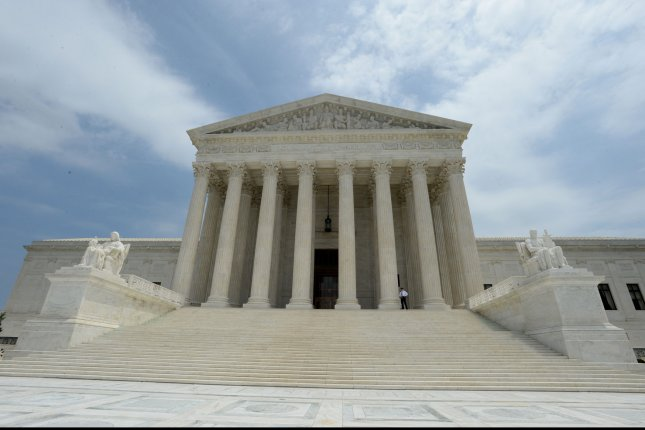 In the 20th century, the Supreme Court showed greater sympathy to religious liberty claims. File Photo by Pat Benic/UPI