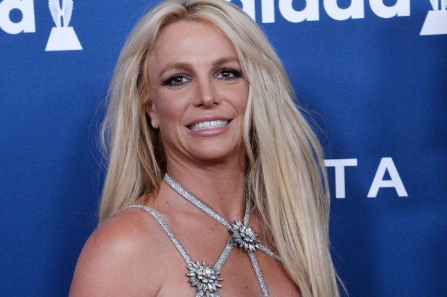 Britney Spears fueled rumors of a new album during a surprise appearance on The Ellen DeGeneres Show. File Photo by Jim Ruymen/UPI