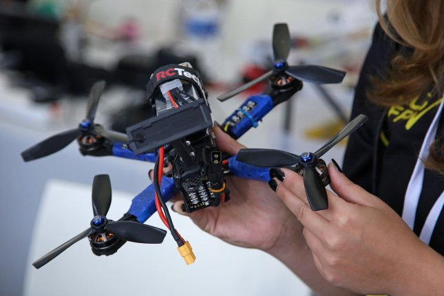 The Federal Aviation Administration has proposed a new rule that would require technology allowing drones to be identified remotely. File Photo by David Silpa/UPI