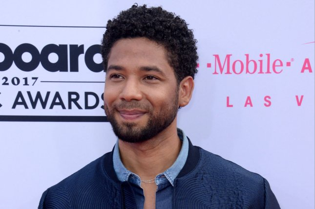 Singer and actor Jussie Smollett performed at the Troubadour club in Los Angeles Saturday night. File Photo by Jim Ruymen/UPI