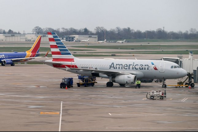 American, Southwest and United are the only carriers that presently fly Boeing's 737 Max airliner. File Photo by Bill Greenblatt/UPI