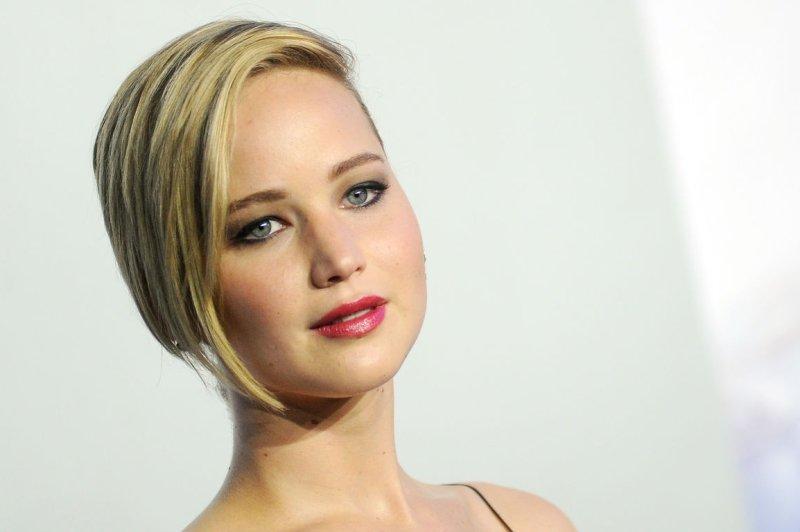 Jennifer Lawrence. UPI/Dennis Van Tine