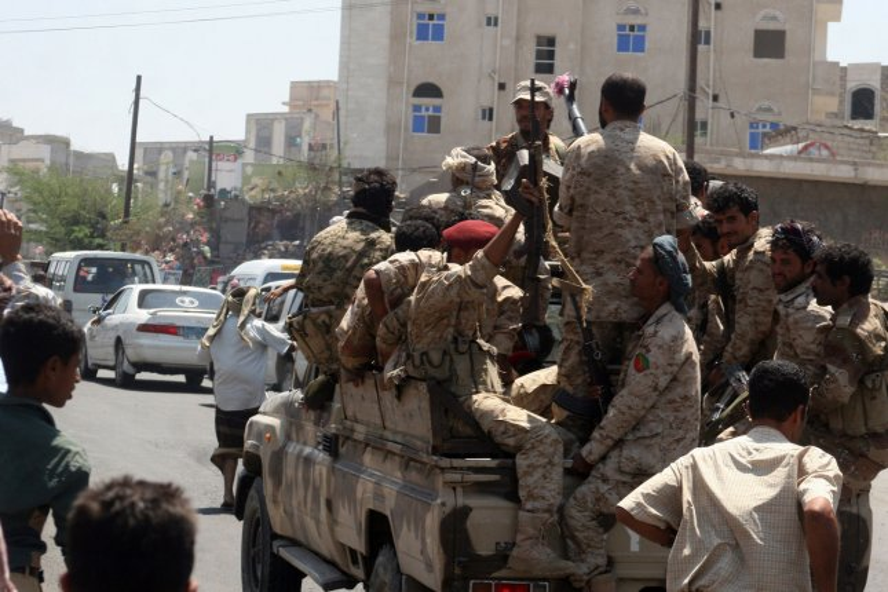 Saudi, Emirati military commanders, dozens others killed in Houthi rocket strike in Yemen