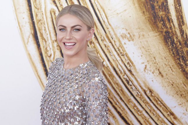 Julianne Hough at the CFDA Fashion Awards on June 6. File Photo by John Angelillo/UPI