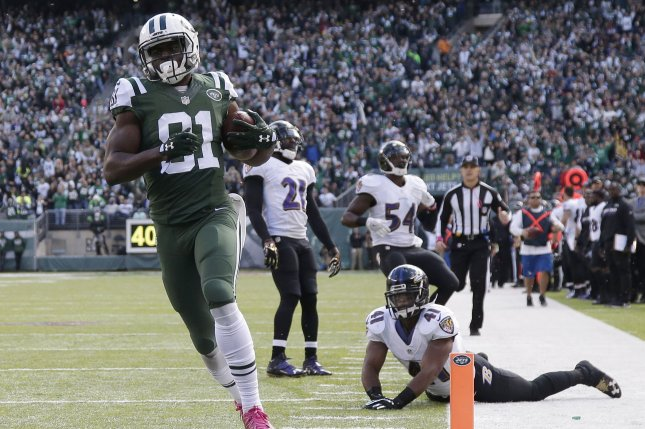 New York Jets wide receiver Quincy Enunwa. Photo by John Angelillo/UPI