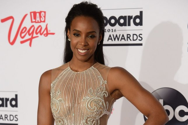 Kelly Rowland attends the Billboard Music Awards on May 22, 2016. File Photo by Jim Ruymen/UPI