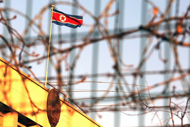 A North Korean diplomat in Rome has been in hiding since November, according to South Korea's spy agency. File Photo by Stephen Shaver/UPI