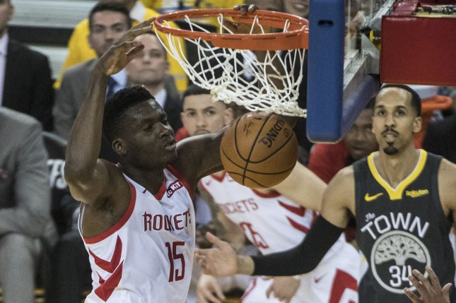 Clint Capela, Robert Covington part of four-team trade""