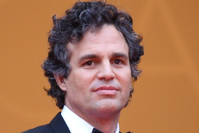 Mark Ruffalo arrives on the steps of the Palais des Festivals before the screening of the film Foxcatcher during the 67th annual Cannes International Film Festival in Cannes, France on May 19, 2014. UPI/David Silpa