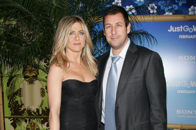 Jennifer Aniston and Adam Sandler to reunite for Netflix