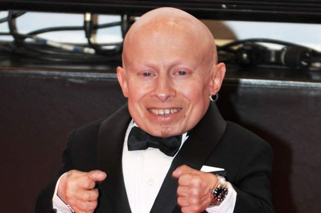 Mike Myers has paid tribute to his Austin Powers co-star Verne Troyer, who died Saturday at the age of 49. File Photo by Art Foxall/UPI