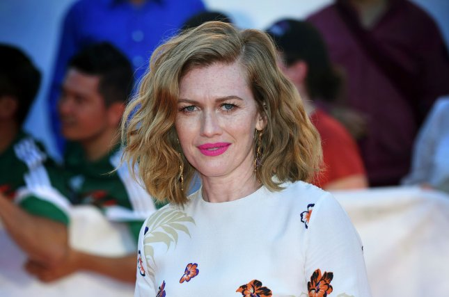 Actress Mireille Enos will be seen next month in the Amazon series Hanna. File Photo by Christine Chew/UPI