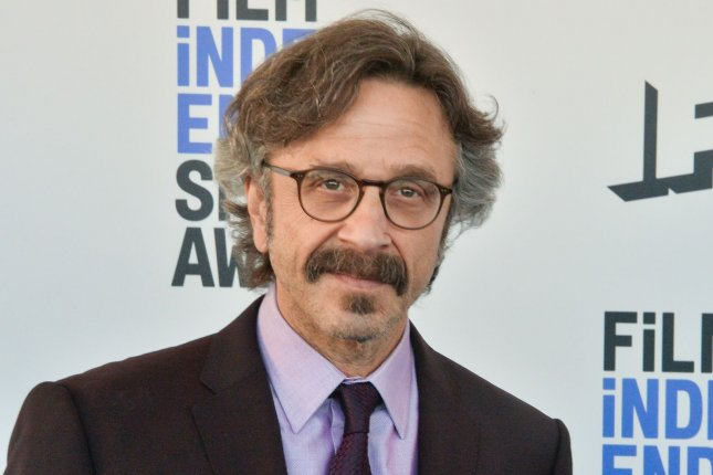 Marc Maron said his stand-up comedy special End Times Fun will premiere March 10 on Netflix. File Photo by Jim Ruymen/UPI