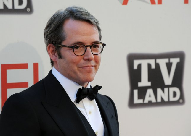 Actor Matthew Broderick arrives for the taping of TV Land Presents: AFI Life Achievement Award Honoring Morgan Freeman, at Sony Studios in Culver City, California on June 9, 2011. The special will air June 19th on TV Land. UPI/Jim Ruymen
